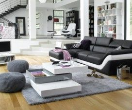 Décoration Salon Design | maison | Pinterest