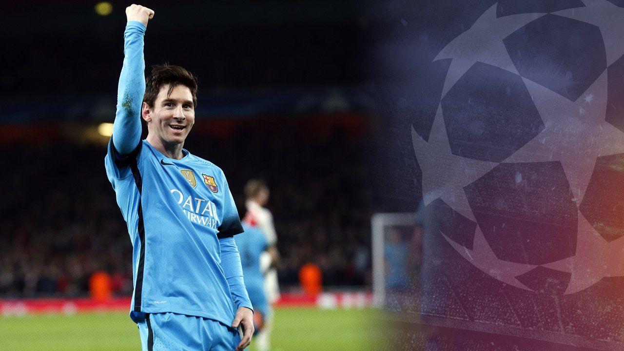 "FC Barcelona on Twitter: "" 'Messi pone un pie en los cuartos de final (0-2)', la crónica del #ArsenalFCB https://t.co/Lv6Nbme6ki #FCBlive https://t.co/2yV9ejX3Sw"""