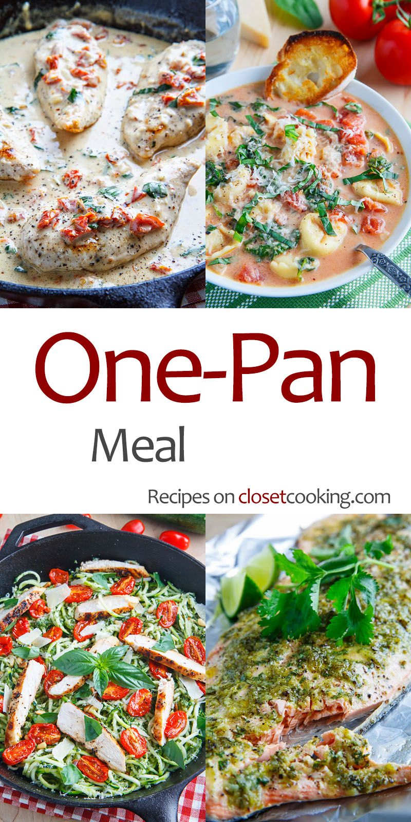 One-Pan Meals images