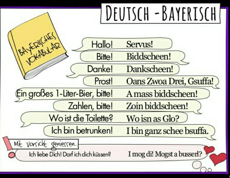 Servus Bayrisch
