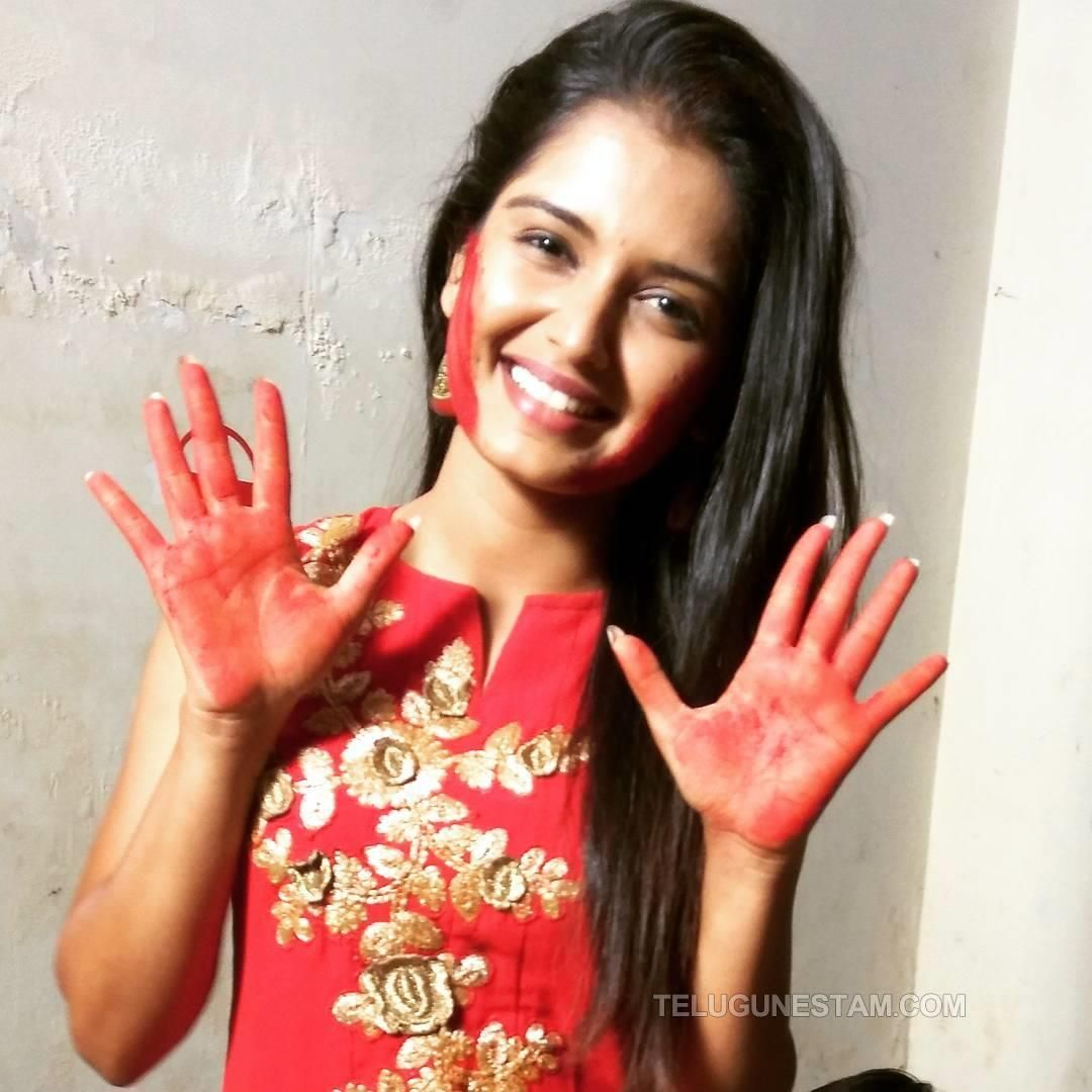 Mouna Ragam Telugu Serial Heroine Name Priyanka M Jain