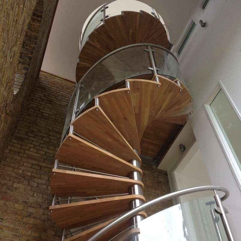 Best Luxury Spiral Bespoke Staircases Modern Staircase 400 x 300