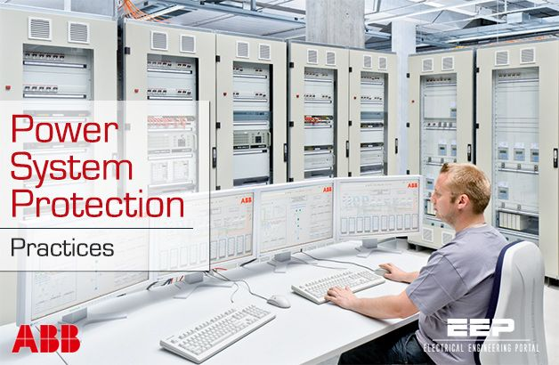 Abb S Power System Protection Practices Eep Protection Electrical Engineering System