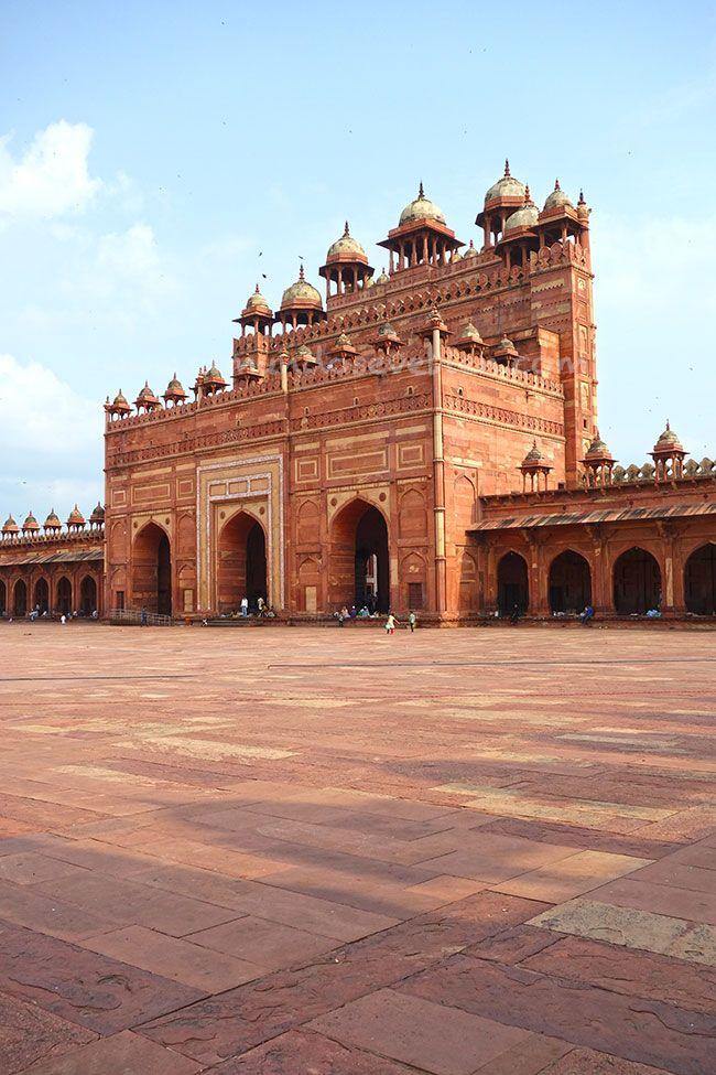 (Fatehpur Sikri, Uttar Pradesh, India)