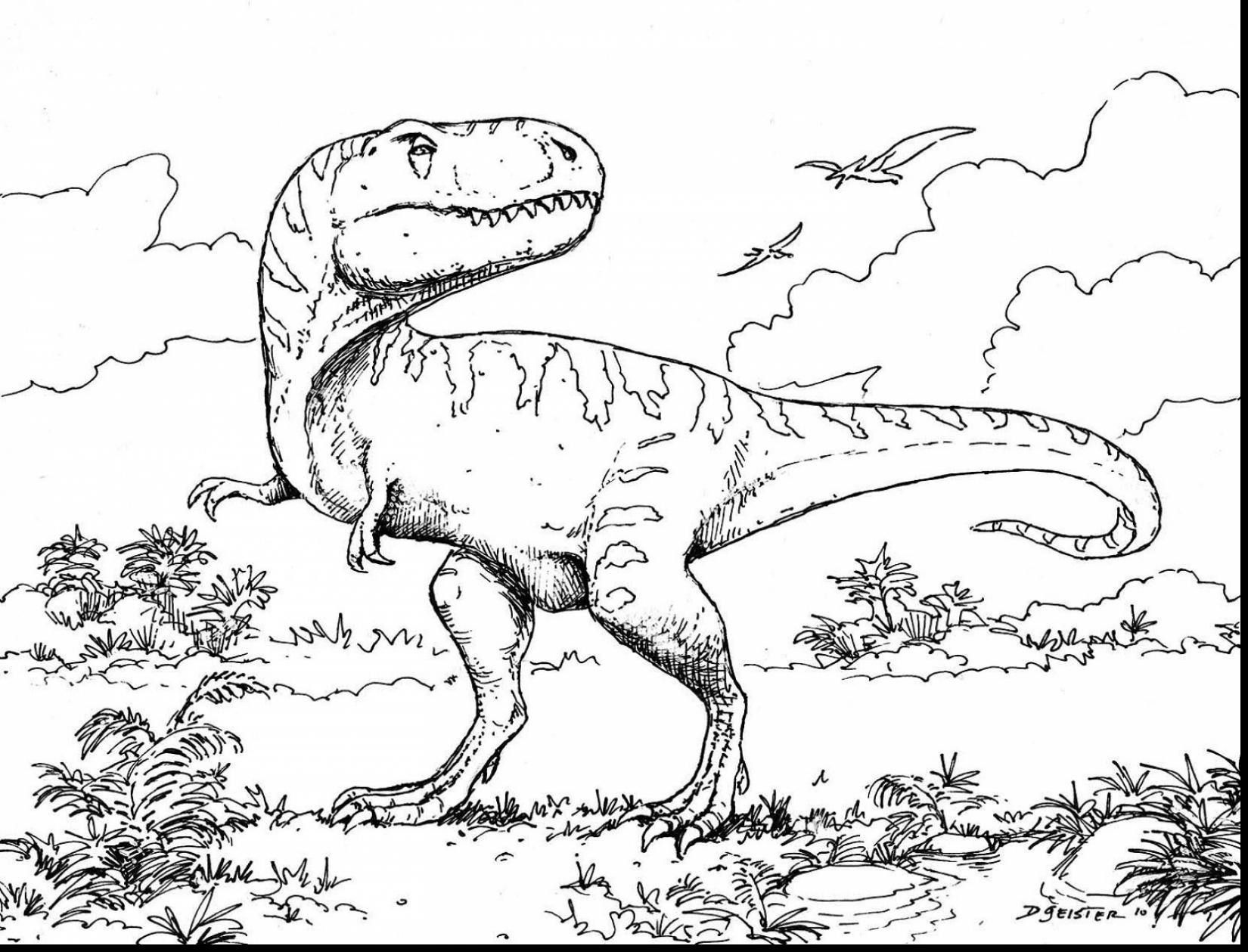 Dinosaurs Coloring Pages Pdf Dinosaur coloring sheets