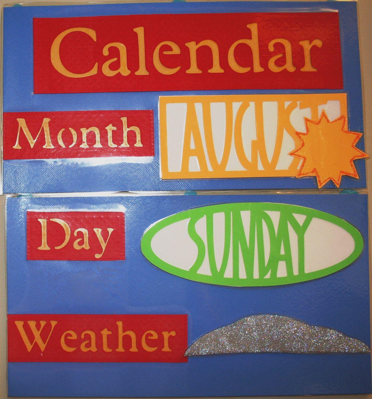 The 25 Best Preschool Weather Chart Ideas