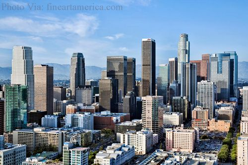 Stay In Some Of The Best Hotels Of Los Angeles And Save Big On Your Booking Prices With Extended Stay Hotels Alaska Airlines Los Angeles Los Angeles Skyline