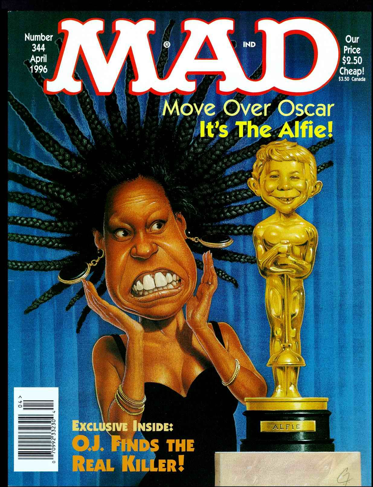 Mad magazine oscars