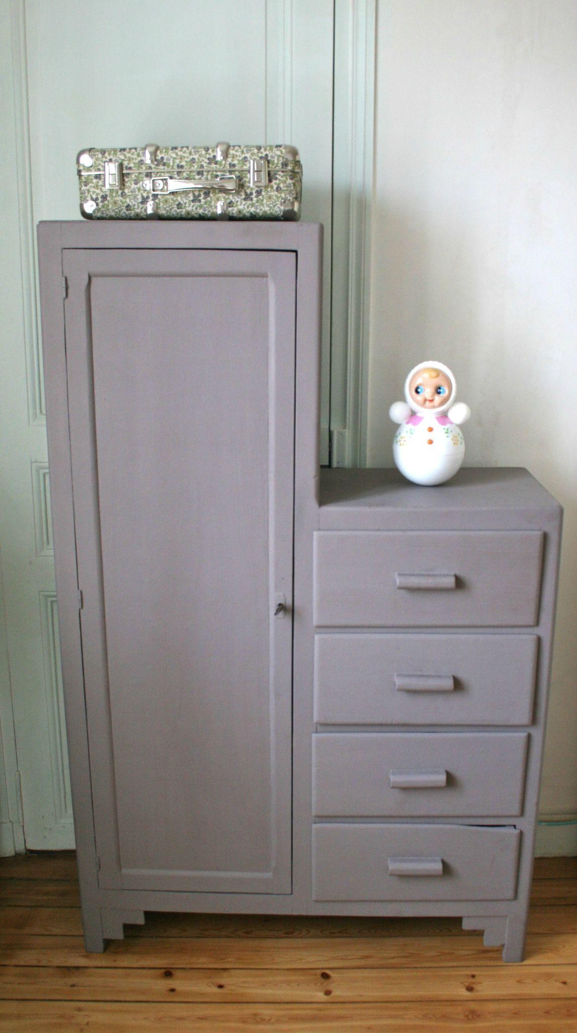 Armoire escalier Retour de chine mobilier