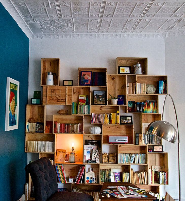 Are Shelfies The New Selfies Unique Bookcase Decorate Your Room Crate Bookshelf