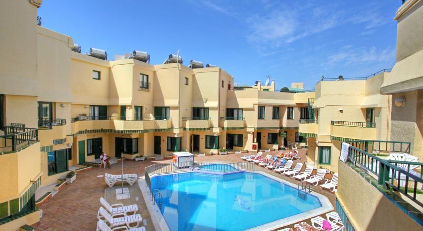 Bungalows Barranco Playa de las Americas This apartment ...