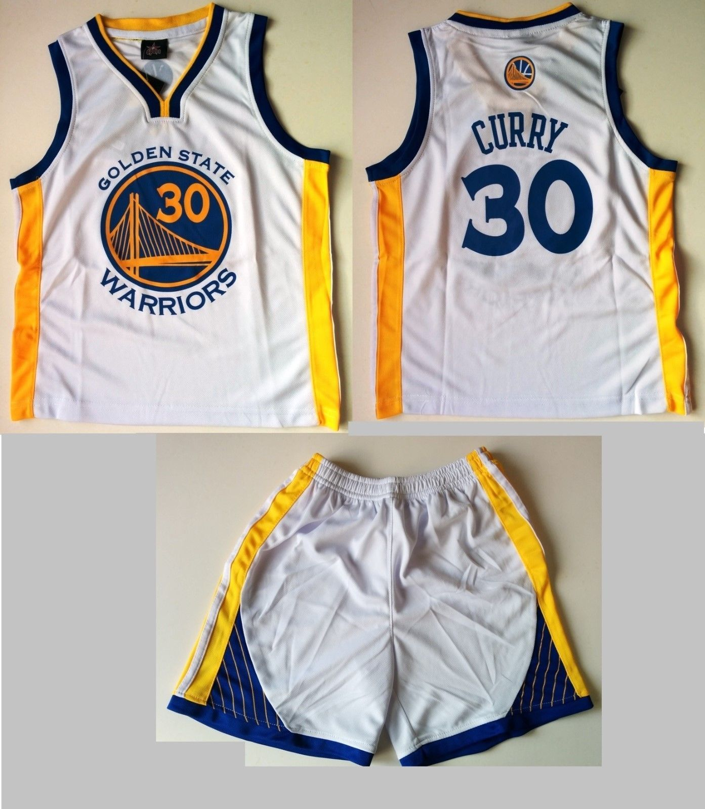 various colors 12fae 9980c Stephen Curry Golden State Warriors Adidas NBA Basketball ...