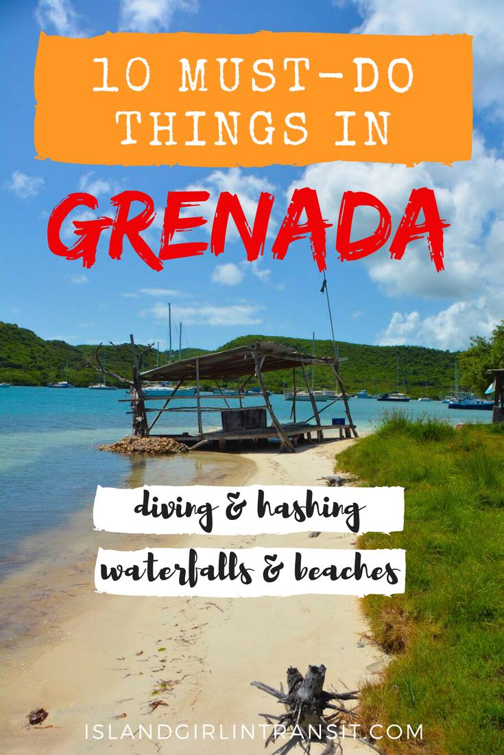 10 Things You Must Do in Grenada - Island Girl In-Transit ...