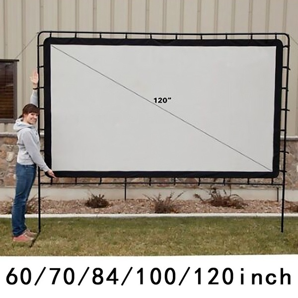 Electronics Wish In 2020 Projection Screen Projector Screen 100 Inch Projector Screen