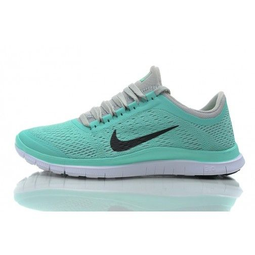 Nike Free 3.0 V5 Womens Grey Mint Green Black get