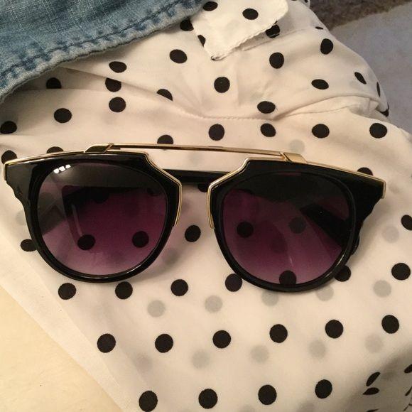 Sunglasses Fancy Not box  Not case  Not Zara! Zara Accessories Sunglasses