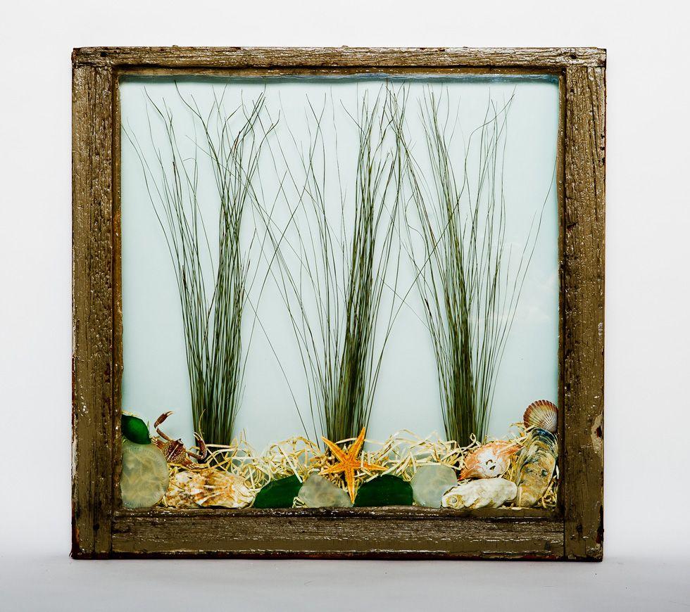 Sea Grass ... Star Fish ... Sea Glass ... Shells