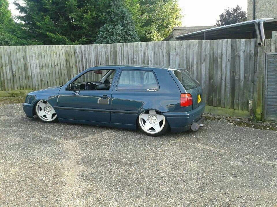 Ballsd mk3 golf | Cars cars cars