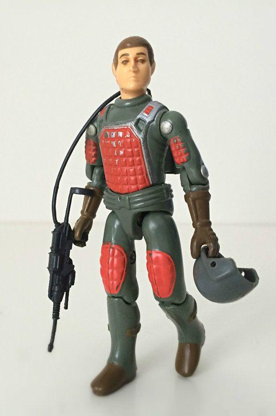 Vintage GI Joe Action Figure - Flash - 1982 Hasbro GI Joe ...