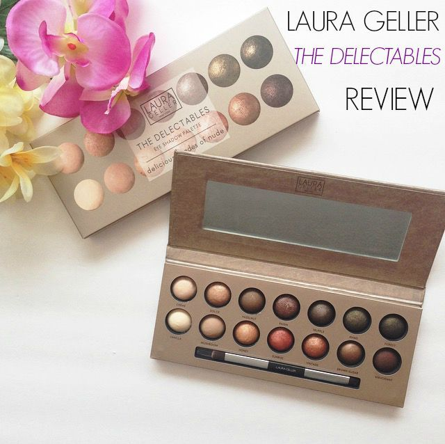 The Delectables Palette - Delicious Shades Of Nudes by Laura Geller #21
