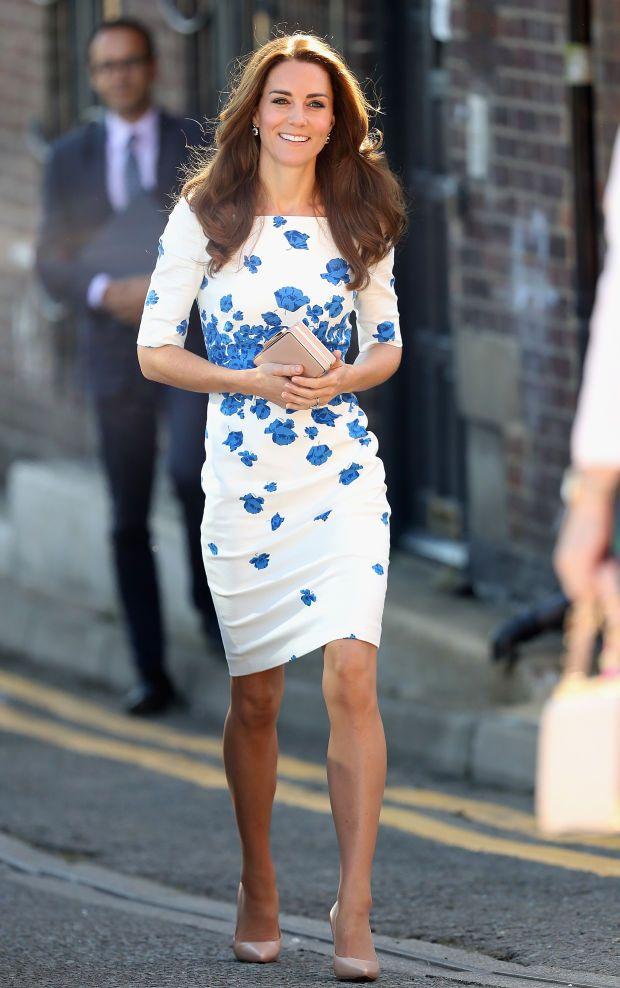 Kate Middleton zurück bringt L. K. Bennett Kleid von Australien ...