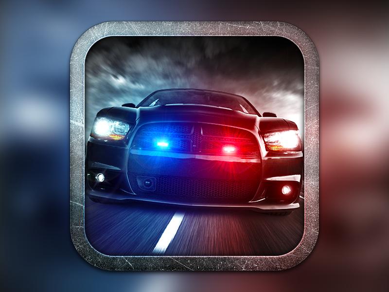 Police Car Icon 2x Car Icons Police Cars Icon