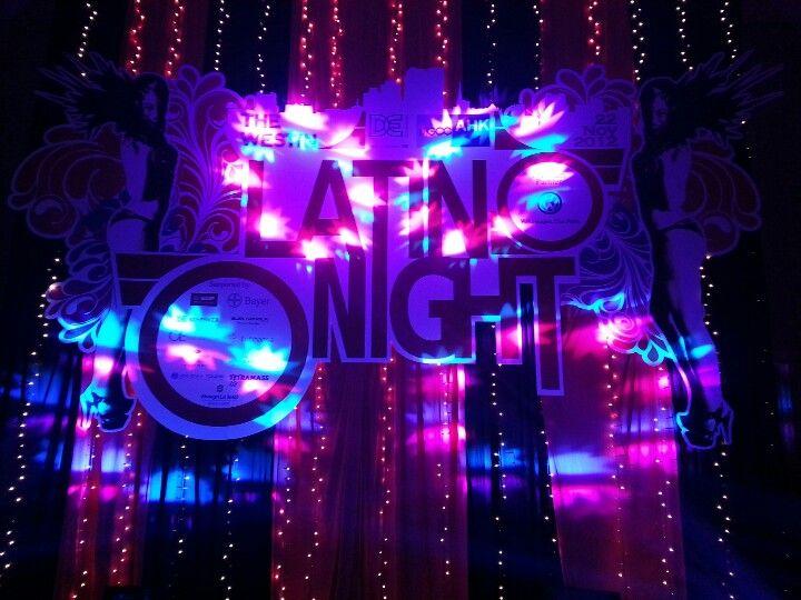 Latin theme party