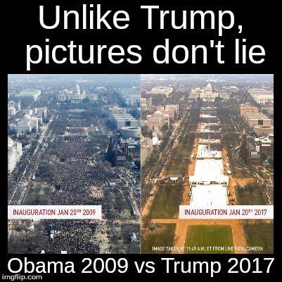 Pin Pa Obama Vs Trump