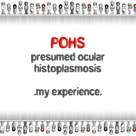 Pohs U003d Presumed Ocular Histoplasmosis Syndrome This Blog Has Info U0026  Experiences.