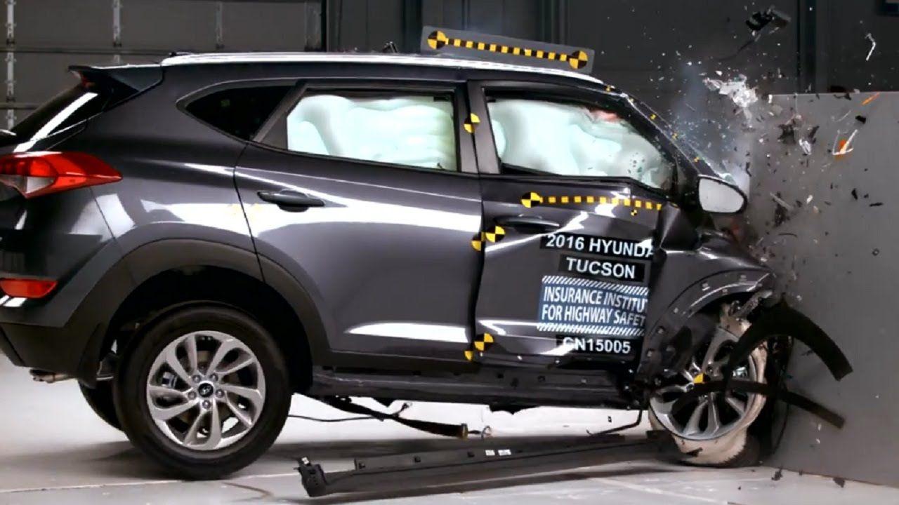 2016 hyundai tucson crash tests hyundai tucson hyundai