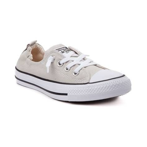 15b83827d7a78b Kick back in casual comfort with the new Shoreline Chucks from Converse!  The Shoreline Sneaker rocks a slip-on design with breathable canvas uppers  and ...