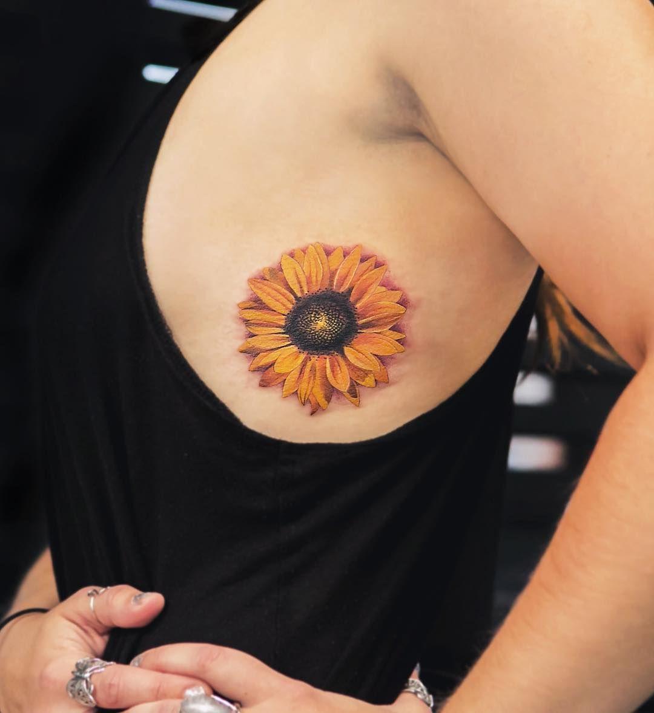 Sunflowers are so cheerful tattoos pinterest sunflowers