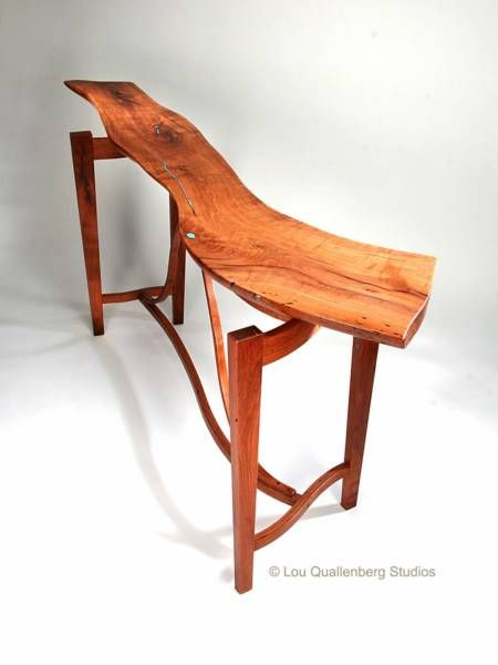 Lou Quallenberg Mesquite Table