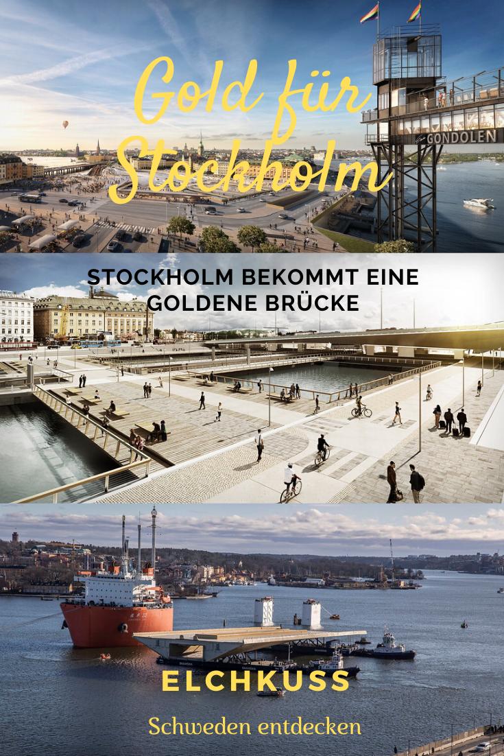 Golden Walk In Stockholm In 2020 Stockholm Reiseziele Stadte Reise