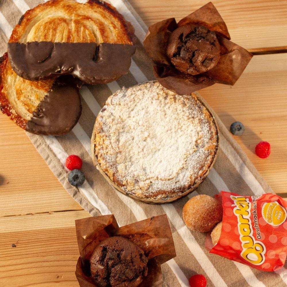 KindergeburtstagskuchenPaket Kaffee und kuchen