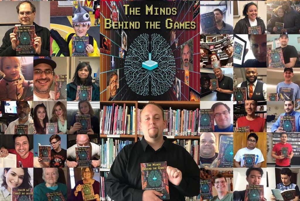 The Minds Behind The Games Book Review The game book
