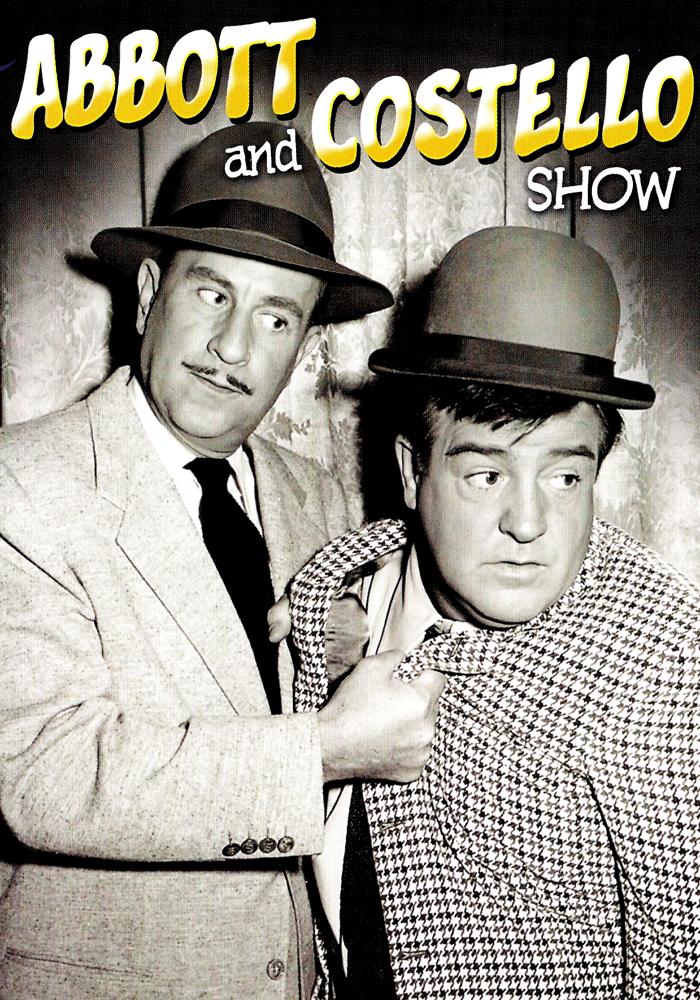 Abbott en Costello; niet gezien maar je ziet er nog weleens stukjes van..