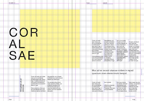 Free Editorial Layouts [InDesign] by Chandesh Tk, via Behance ...