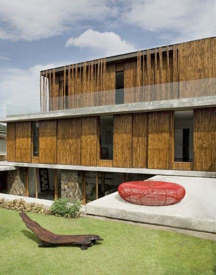 Diseño de casa rústica, aprende a decorar con materiales autóctonos ...