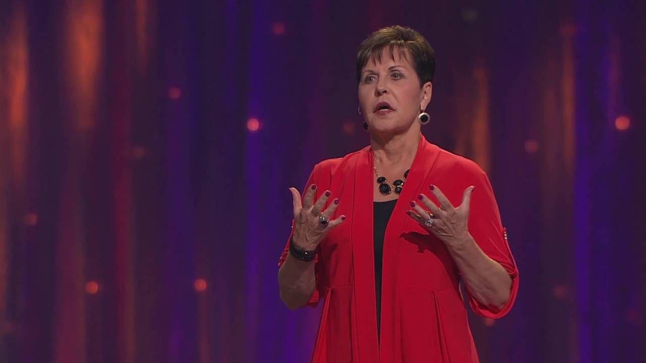 Joyce Meyer — God Will Meet You Where You Are — FULL Sermon