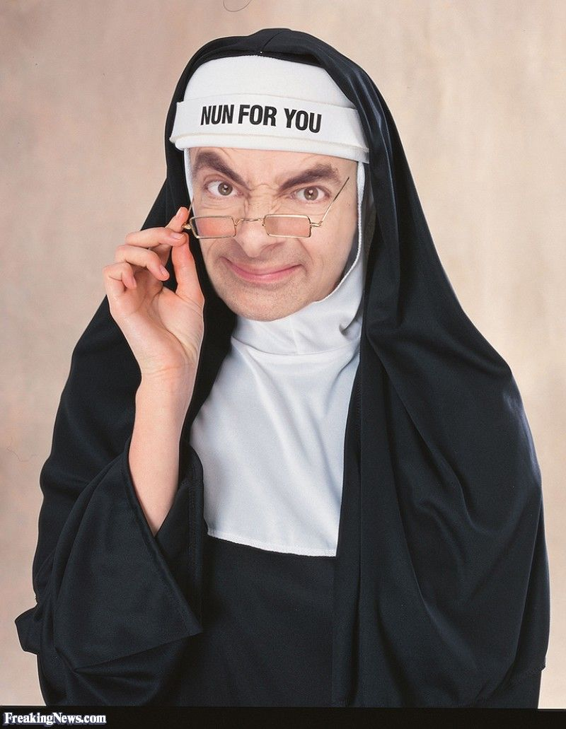 What a nun really dreams of