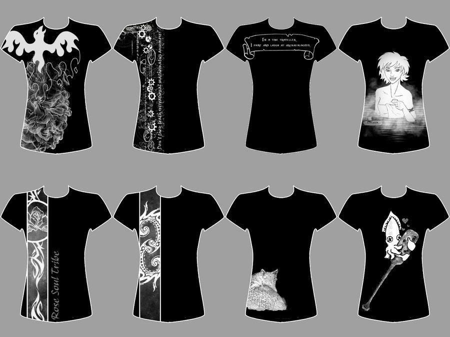 t shirt ideas - Designs For Shirts Ideas