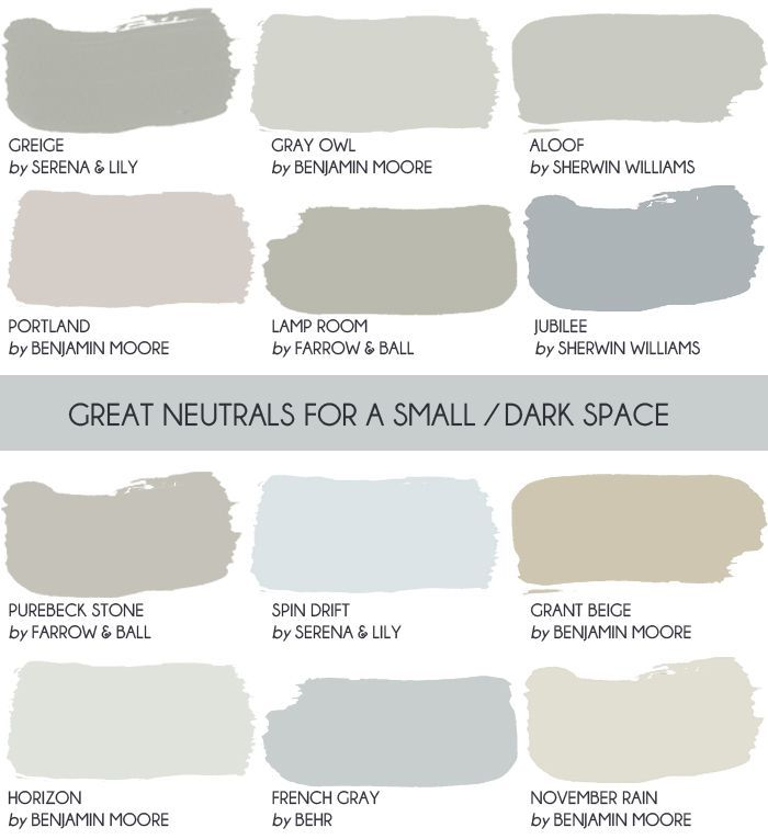 Great Neutrals For A Small Or Dark Space 04 Grant Beige White