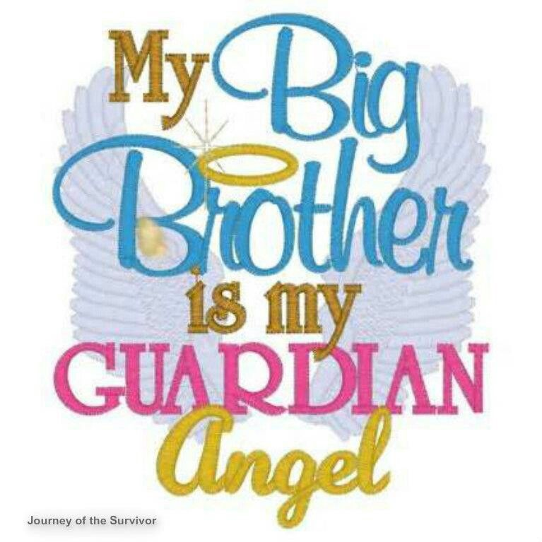 Baby Guardian Angel Quotes: In Memory Of My Mom, Brother, And Loved