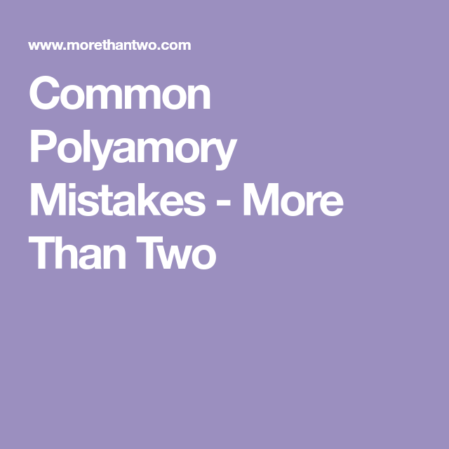 polyamory married and dating triad