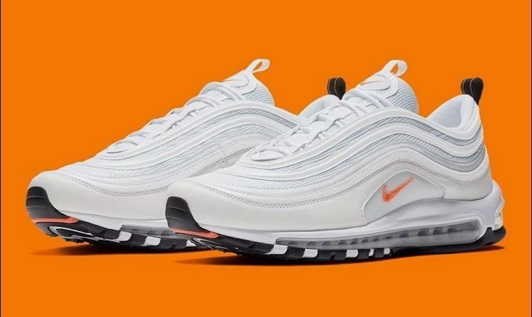 "e5d842bb53 ... Nike Air Max 97 ""Cone Orange"" ..."