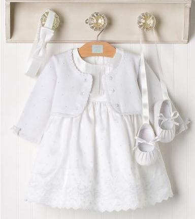 716493800 Designer Baby: Pristine Baby Set from Janie and Jack | Baby shower ...