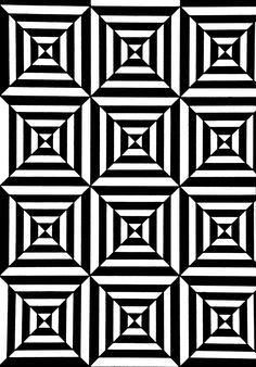 ilusiones opticas para niños en blanco y negro de sillas