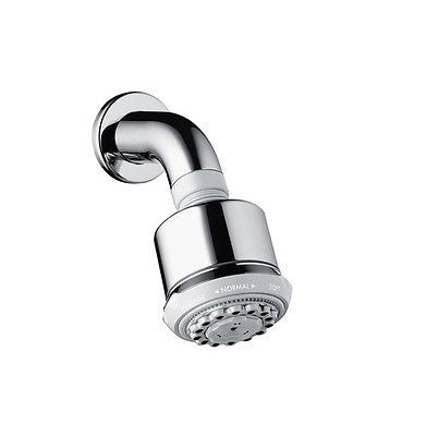 Details About Hansgrohe Clubmaster Overhead Shower With Shower Arm