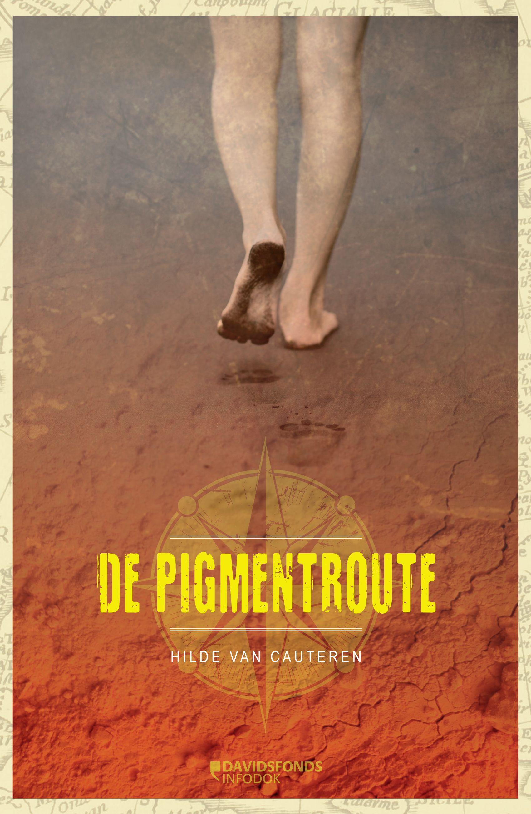 'De Pigmentroute' van Hilde Van Cauteren. Voor jongeren vanaf 14 jaar. ****